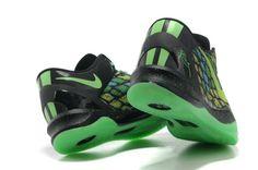 Nike Kobe 8 System iD Men's Basketball Shoe Green black