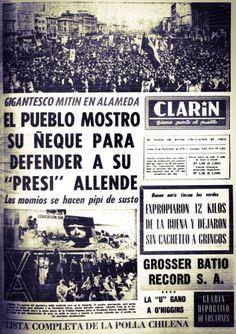LasPortadasdetuVida (@vidaenportadas) | Twitter Freedom Fighters, Socialism, America, Printing Press, Latin America, Cold War, Pageants, Usa