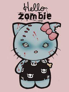Aw, I want a hello zombie!