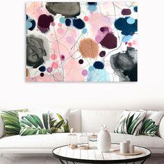 SUNNY STREET. NYHED. Maleri akryl på lærred 100 x 140 cm. Maleriet indeholder gyldne toner. Det er MEGET nyt i min verden at tage fat i den gyldne palette men nu hvor maleriet er færdigt og jeg har set LÆNGE på det (fra alverdens vinkler) så synes jeg at farvestemningen er skøn og i balance:) Imorgen kan det ses på www.bjerker.com #art #maleri #malerier #modernekunst #kunstpåvæggen #guld #kunsthalle #kunst #modernart #nordiskehjem #homedecor #bjerker #lerfeldtbjerker #unikkemalerier…