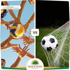Una gran decisión, que deporte elegir ¿tu cuál prefieres cuando vienes a Sauce Alto Resort con tus amigos?