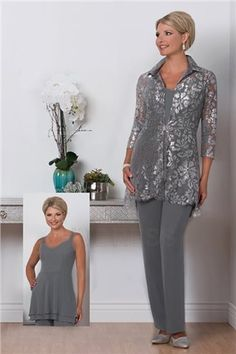 Pant Suits Straps Ankle-length Lace Mother of the Bride Dress Source by . Mother Of The Bride Plus Size, Mother Of The Bride Suits, Mother Of Bride Outfits, Mother Of Groom Dresses, Mothers Dresses, Bride Dresses, Cocktail Dresses Online, Evening Dresses Online, Cheap Evening Dresses