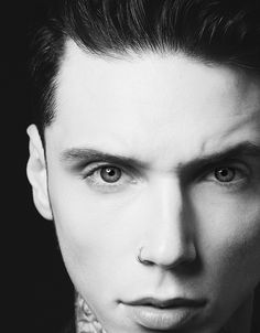 Andy Biersack Daily : Photo