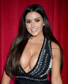 Abigail Ratchford at The 2016 MAXIM Hot 100 Party in Los Angeles, July 30, 2016