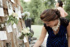 Un matrimonio country chic sul lago di Garda: Jennifer e Matteo