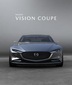 【MAZDA】マツダVISION COUPE 展示車両・技術 第45回東京モーターショー2017