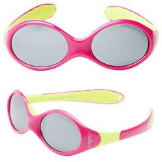 Sunglasses 131411  Julbo Looping Spectron 4 Baby Sunglasses - Infant  Fuchsia Lime Green One Size 1fadef4a6c91