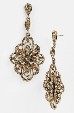 Free shipping and returns on Tasha Ornate Large Drop Earrings at Nordstrom.com. Brilliant crystals and detailed metalwork create exquisite drop earrings with dramatic flair.
