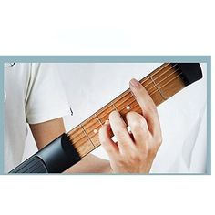 Carry With You: Guitar Practice Device | Harmonious Chord Instructor GO Process  #Iwooplus
