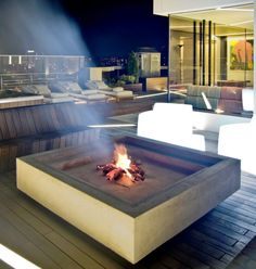 outdoor fireplace #fireplace #bonfire