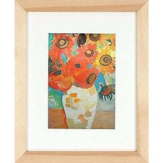 Natural GALLERYCANVAS DEPTH matted wood frame 11x1414x18 by NielsenBainbridge  11x14 ** You can get more details by clicking on the image.