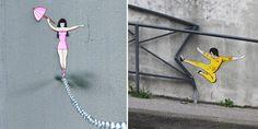 hidden street art - Google Search