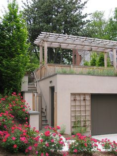 1000 Images About Garage Top Patio On Pinterest Rooftop