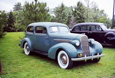 Vintage Cars 1935 Oldsmobile Six Touring Coupé - Vintage Cars, Antique Cars, Lansing Michigan, Floating Head, Ear Hair Trimmer, Best Memories, Old Cars, Touring, Kayaking