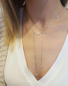 Le collier Louna est disponible sur le site www.asoabijoux.com