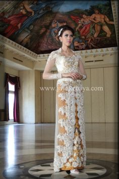 Wedding Dresess and can too cal by fashion kebaya.it's simple fix by butik and make all sesion with bordir design.