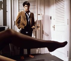 """Film Quote of the Day:  """"Look, maybe we could do something else together. Mrs. Robinson, would you like to go to a movie?""""  - The Graduate (1967)"""