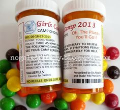 Girls Camp value pills.The Nogales Family