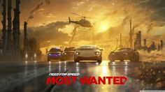 Need for Speed Most Wanted 2012 HD desktop wallpaper : Widescreen
