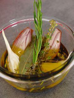 Marinade à l'ail et romarin pour viandes rouges - Les Délices De Marina