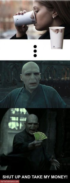 Funny Harry Potter Lord Voldemort