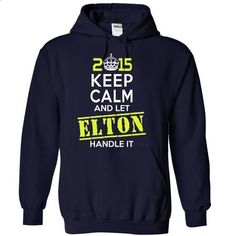 ELTON  - This Is YOUR Year - #matching shirt #tshirt bemalen. ORDER HERE => https://www.sunfrog.com/Names/ELTON--This-Is-YOUR-Year-nuzdevzkmj-NavyBlue-9786430-Hoodie.html?68278