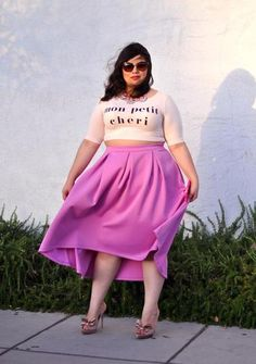 25 Plus-Size Fashion Bloggers To Know | StyleCaster