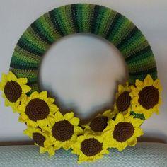 Nyári koszorú Crochet Projects, Crochet Necklace, Jewelry, Ornaments, Jewlery, Jewerly, Schmuck, Jewels, Jewelery