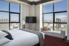 Manchester Grand Hyatt San Diego, Penthouse Suite named by Elite Traveler as one of the 101 top suites in the WORLD