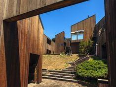 Charles W Moore | Condominium One | Sea Ranch; Condado de Sonoma | California | 1964