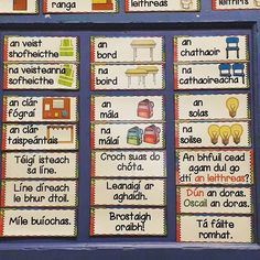 Available in my mash.ie store. See link in bio. Irish Language, Primary Teaching, School Stuff, Classroom Ideas, Teacher, Posters, Photo And Video, Education, Link