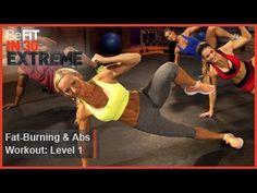 11. tréning – Buď FIT Level 1 (22:43 minút) | www.familyzone.sk