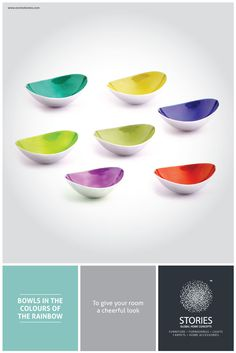 Nesting Bowls, Home Goods, Parties, Concept, Make It Yourself, Meals, Tableware, Kitchen, How To Make