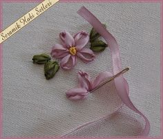Ceramic Hobby Kits - ceramic roses - wood painting - ceramic objects for ribbon embroidery