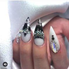 100 BEST NAIL POLISH FOR SEASON 2017 - Reny styles Nails 2017, Stiletto Nail Art, Best Nail Polish, Colorful Nail Designs, Cool Nail Art, How To Feel Beautiful, Fun Nails, Nail Colors, Seasons