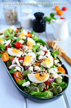 Cobb Salad, Healthy Lifestyle, Grilling, Salads, Lunch Box, Food And Drink, Healthy Eating, Bob, Recipes