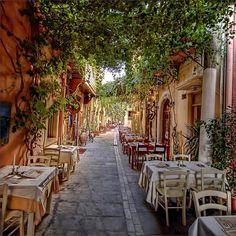 ギリシャ クレタ島 レティムノ