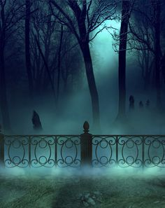 fens Cementery premade bg by starscoldnight by StarsColdNight  ♥ #bluedivagal, bluedivadesigns.wordpress.com