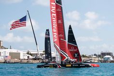"Congratulations to ""Emirates Team New Zealand"" to the victory at the America's Cup 2017. We are proud to have Artist intercom and DECA's accreditation XXL card solution at the event. #RIEDEL #ETNZ"