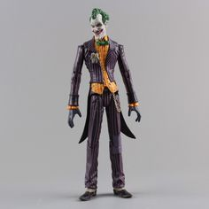 Cheap model toy, Buy Quality the joker directly from China figures collectibles Suppliers: DC Batman The Joker PVC Action Figure Collectible Model Toy O Joker, Joker Suit, Action Figure Store, Batman Collectibles, Batman Arkham Asylum, Cinema Tv, Cultura Pop, Wish Shopping, Learning