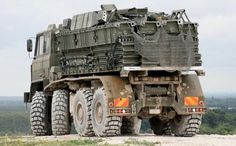 8x8 bug out vehicle