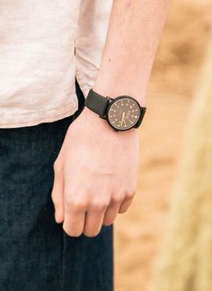The perfect gift for your boyfriend! A Shore Projects watch