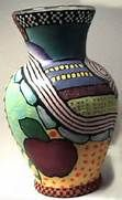 polymer clay vases - Bing Images