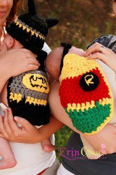 Robin Hat & Cape Set  IN STOCK by OnHeathersHook on Etsy, $35.00