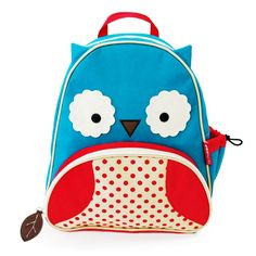 Skip Hop backpacks -- They have many different animals to choose from. My daughter has the mouse and I have this owl. I've seen these sold in a Barnes & Noble but they're also available at Amazon. - $20
