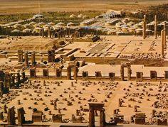 The Beautiful Persepolis Palace <3