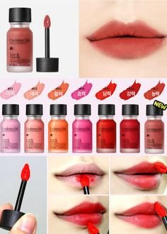 NEW Color available! MACQUEEN Creamy Lip Tint (#07 Velvet Rose )