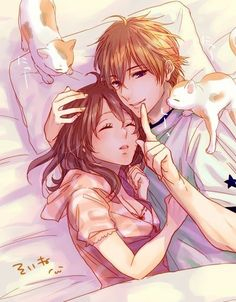 Imagen de anime, brothers conflict, and couple
