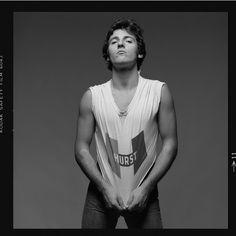 Bruce, and a Hurst vest.