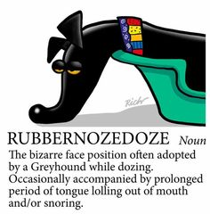 Rubbernosedoze, by Richard Skipworth